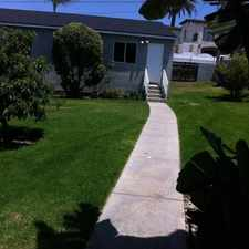 Rental info for Beautiful home in Sunset Cliffs!