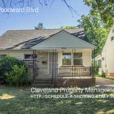 Rental info for 12104 Woodward Blvd