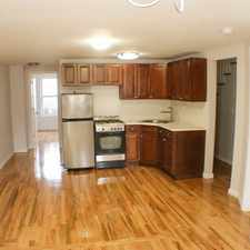Rental info for 628 Marcy Avenue #1