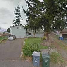 Rental info for Single Family Home Home in Spanaway for For Sale By Owner