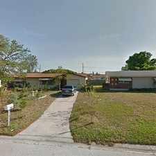 Rental info for Single Family Home Home in Seminole for For Sale By Owner