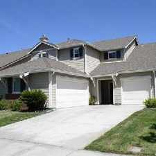 Rental info for Breathtaking Tracy 4 Bedroom Home