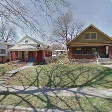 Rental info for Single Family Home Home in Kansas city for For Sale By Owner in the Volker area