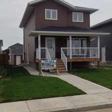 Rental info for House for rent Avail Oct 1