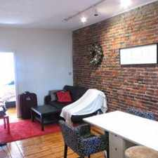 Rental info for Revere St in the Beacon Hill area
