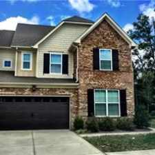 Rental info for 3708 Highland Castle Way