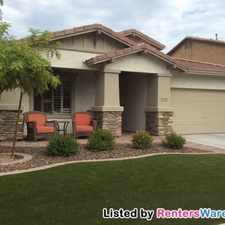 Rental info for 12656 W Ashby Dr