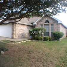 Rental info for 1716 Canyon Ridge St in the Fort Worth area