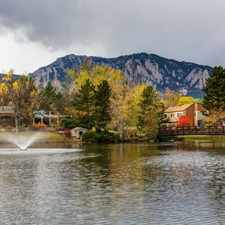 Rental info for Tantra Lake Apartments in the Boulder area