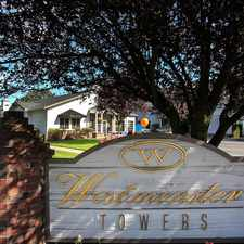 Rental info for Westminster Towers Apartments