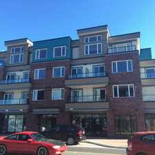 Rental info for Sidney BC Condo Brand New