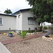 Rental info for Queenslander Cottage Style Living In West End Townsville