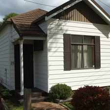 Rental info for CLOSE TO EVERYTHING in the Lithgow area