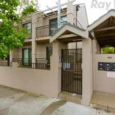 Rental info for Secure Top Floor Unit - INSPECTION THIS SAT 10th Sept 11-11.15am in the Dulwich Hill area