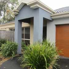 Rental info for SPACIOUS AND MODERN