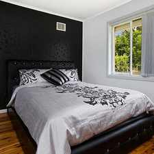 Rental info for RENOVATED BEAUTY!! in the Sydney area