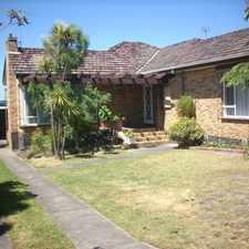 Rental info for Huge Family Home!