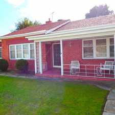Rental info for REDUCED FOR QUICK RENTAL! in the Flinders Park area