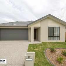 Rental info for Brand new 4 bedroom home in the Gold Coast area