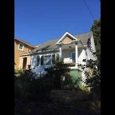 Rental info for Single Family Home In Seattle in the Phinney Ridge area