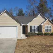 Rental info for House for rent in Winder.