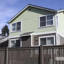 Rental info for Three Bedroom In Wallingford in the Madison Valley area