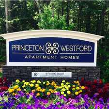 Rental info for Princeton Westford
