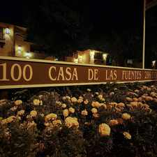 Rental info for Casa De Las Fuentes