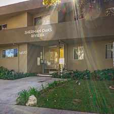 Rental info for Sherman Oaks Rivera