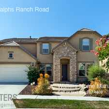 Rental info for 17560 Ralphs Ranch Road