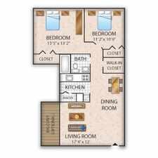 Rental info for 2945 Fernor Street