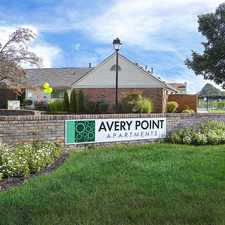 Rental info for Avery Point