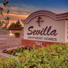 Rental info for Sevilla Apartment Homes