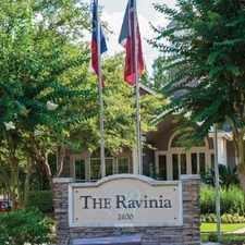 Rental info for Ravinia Apartments