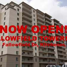 Rental info for Fallowfield Towers IV