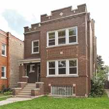 Rental info for 2919 North Harding Avenue #1 in the Chicago area