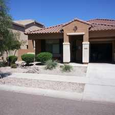 Rental info for Single Floor, 3 car garages; Consider Regular Renter or Section 8 (Housing Authority of Maricopa County); Security Deposit is 1.5 month rent. ONLY Serious, Qualified, and have
