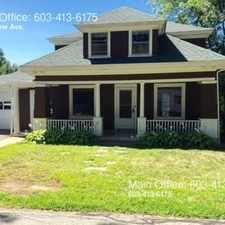 Rental info for 7 Fairview Ave.