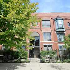 Rental info for 3 Bedroom 1 Bath Condo Perfectly Situated in Ukrainian Village in West Town