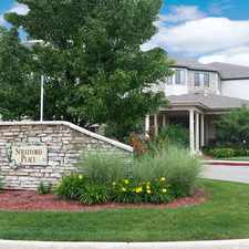 Rental info for Meridian Stratford Place Apartments in the Okemos area