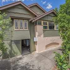 Rental info for QUEENSLANDER WITH PLENTY OF SPACE