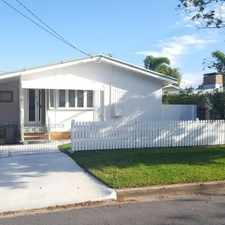 Rental info for PERFECT FAMILY HOME IN THE HEART OF STAFFORD in the Brisbane area