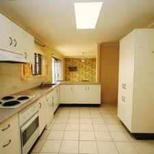 Rental info for Beautiful brick home convieniently loctated