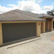 Rental info for EXECUTIVE HOME IN EDENBROOKE 5 BED. 2 BATH. AIR CON. DBL GAR.