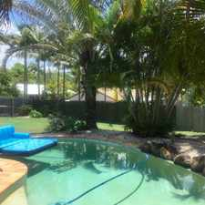 Rental info for Fantastic Home with Large Yard and Pool in the Sunshine Coast area