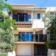 Rental info for MODERN TOWNHOUSE WITH AIR CONDITIONING! in the Coorparoo area
