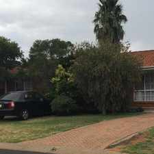 Rental info for Family home in in the Dubbo area