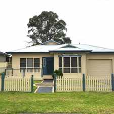 Rental info for AVAILABLE NOW! in the Albion Park Rail area