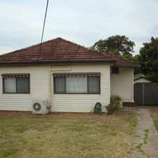 Rental info for Located Close to Shops & Transport in the Fairfield West area