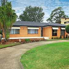 Rental info for Come and See! in the Bomaderry area